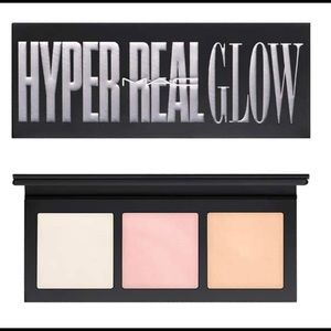 Mac Hyper Real Glow Pallete Get Lit